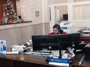 Info Desk